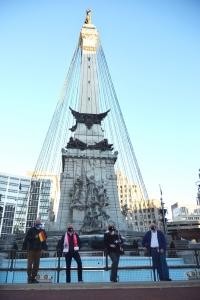 Vor Monument Circle